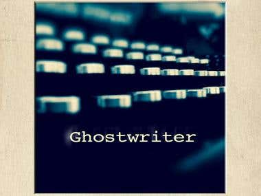 Cover Design + Ghostwriting