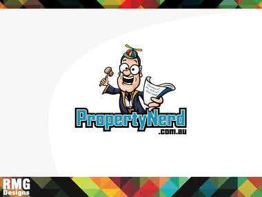 PropertyNerd logo