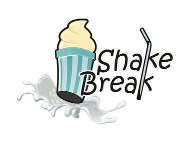 ShakeBrake Logo