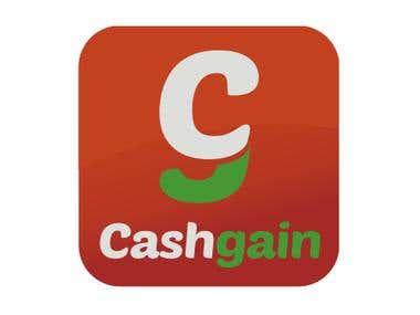 CashGain App Logo, Icon