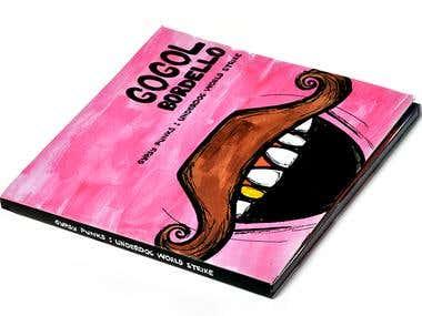 Gogol Bordello - Album Cover