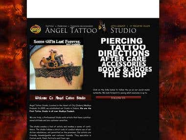Angeltattoostudio-wordpress