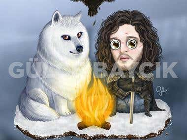 Lil\' Jon Snow