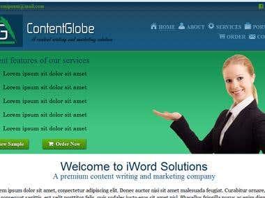 PSD to WordPress - Under Construction
