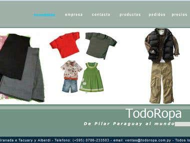 Todo Ropa Clothing Sales