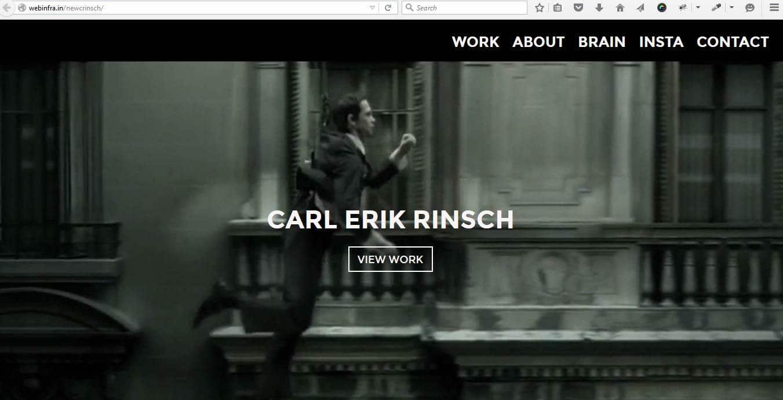 Carl Erik Rinsch