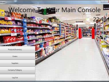Reetail Store Management System