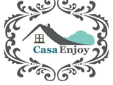 Logo para Casa Enjoy