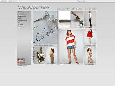 Webstore - Cloths