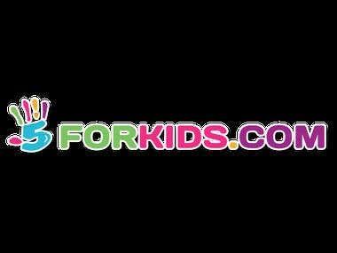 FiveForKids Logo Design