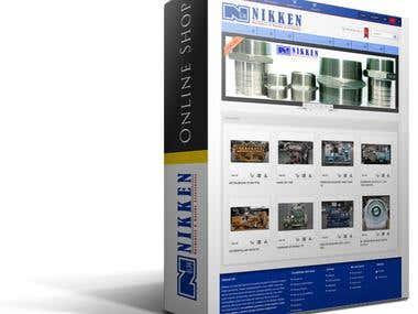 Nikken34.com Website