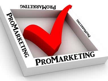 Promarketing logo