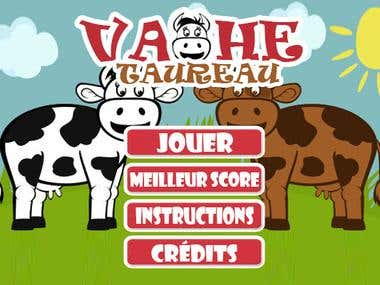 Vache-Taureau (Cow-Bull) a winform game