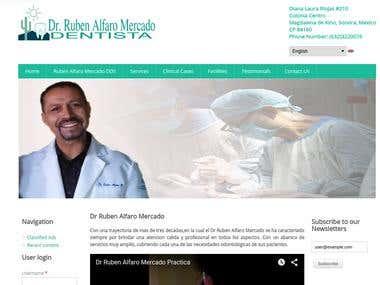 Dr Ruben Alfaro Dentist