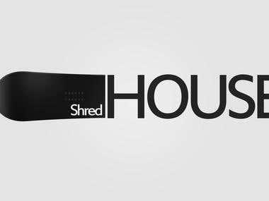 Shredhouse Logo