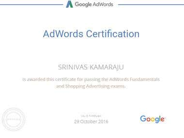 Google Shopping Certified