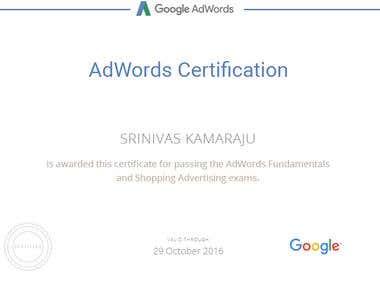 Google Shopping Certified