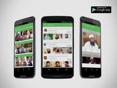 Android App - Faizan e  (S.A.W.W)