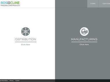 Bootstrap based HTML website