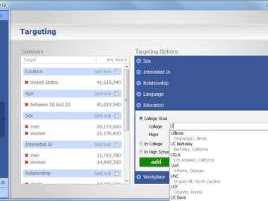 Facebook Ad Management Tool
