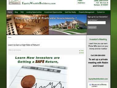 EquityWealthBuilders.com