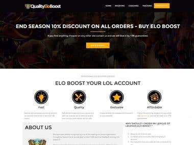 Buy Quality EloBoost