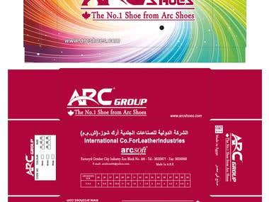 Arc Shoes