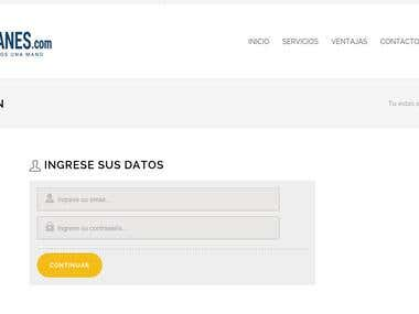 Proyecto CHALANES
