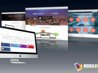Mediarank: Social Analytic Responsive Platform