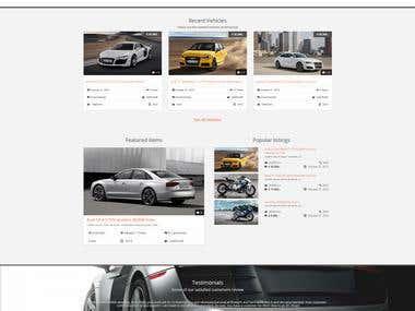 Bootsnap Automotive - Dealer Directory / Car Classifieds