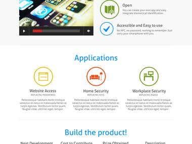 Neo Eyed Website design & Development