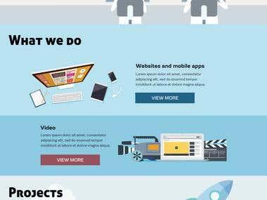 Krizantos studio website