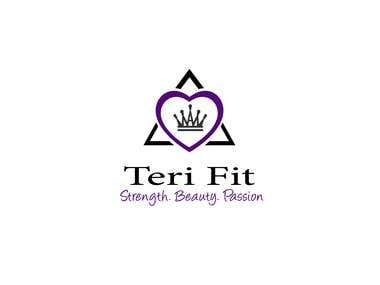 Design a Logo for Teri Crenshaw (Teri Fit)