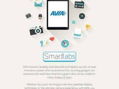 Smart Tablets Site