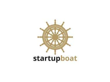 Startupboat Logo