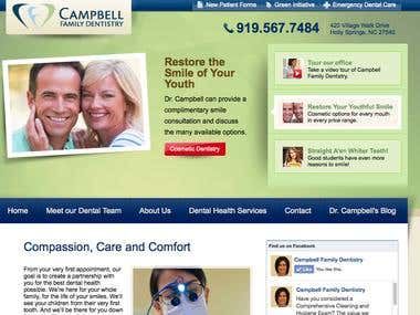 campbell family dentistry