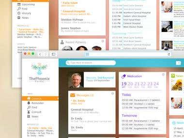 App/Web Design