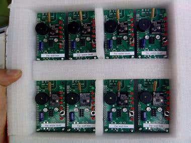 SI4432 RF module