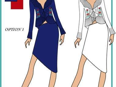 Fashion Design: Junior