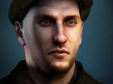 Realistic Character