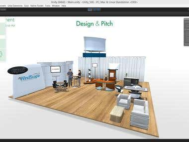 Virtual Exhibition Constructor