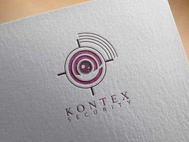 Kontex Logo design
