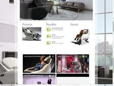 Webšpage arcus.si