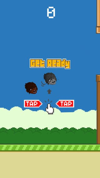 Flappy Singer Iphone Game