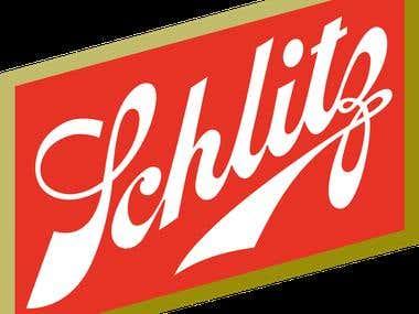 Schlitz logo