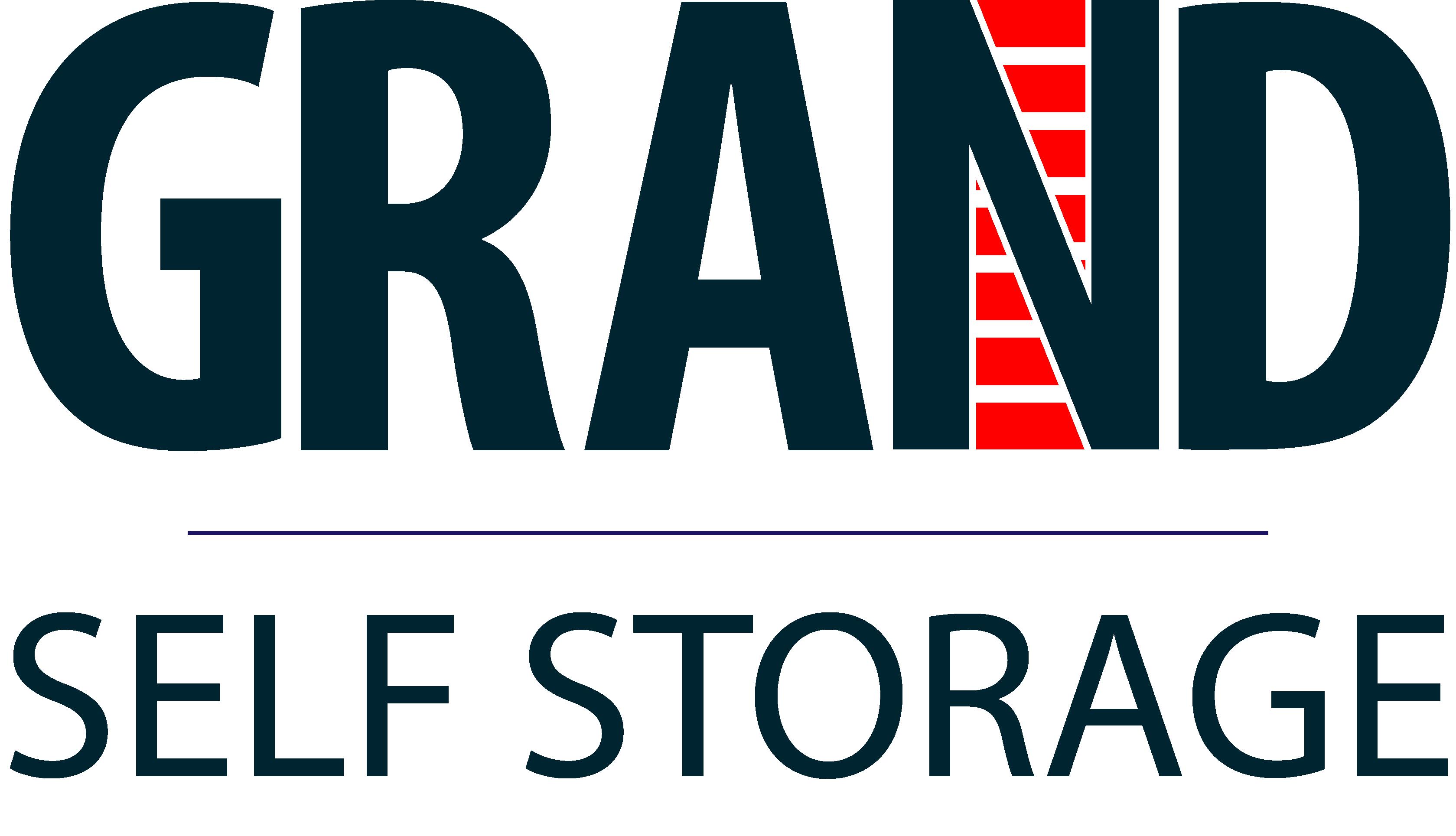 Grand Self Storage logo