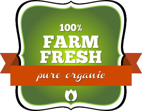 Farm Fresh Organic logo