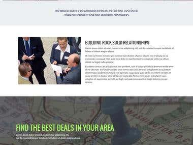Constructions Website