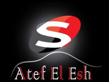atef el esh's banner .