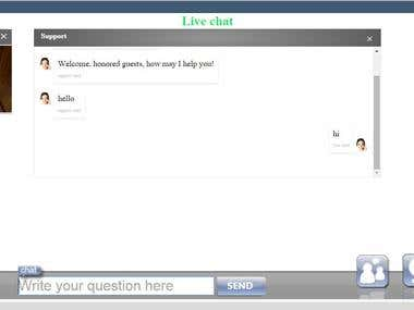 Live Chat with Video and Cobrowsing